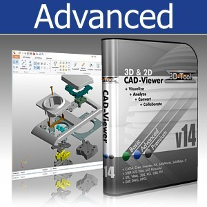 3D-Tool V14 Advanced