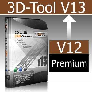 Update Version 12 Premium Auf Version 13 Premium 3d Tool