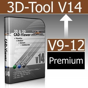 Update Version 9 bis 12 Premium to Version 14 Premium