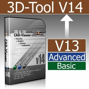 Update Version 13 Basic/Advanced to Version 14 Basic/Advanced