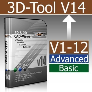 Update Version 1-12 Basic/Advanced to Version 14 Basic/Advanced